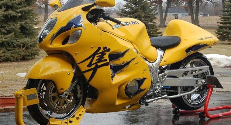 سوزوكي دراجة الثقيلة