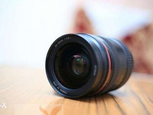 Lens canon 24-70 f2.8