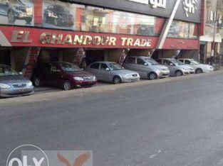 موسسه الغندور للسيارات تقسيط مباشر