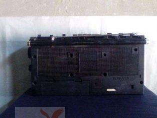 ستريو كاسيت ناشيونال يابانى موديل RX-4970F + راديو AM – FM