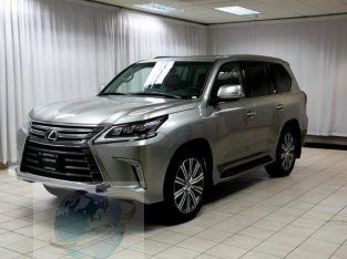 Used 2016 LEXUS LX 570 Atomic Silver