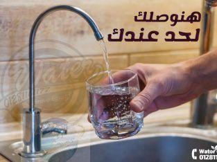 فلاتر معالجة لمياه الشرب