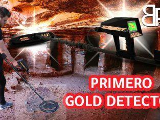 latest gold detector primero