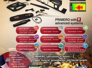 gold nuggets detector primero – gold ore detector