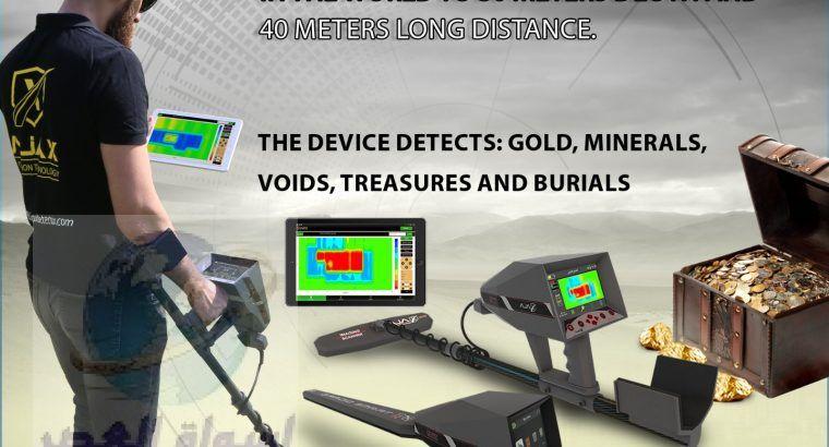 جهاز غاما AJAX GAMMA 2021_جهاز كشف الذهب والكنوز