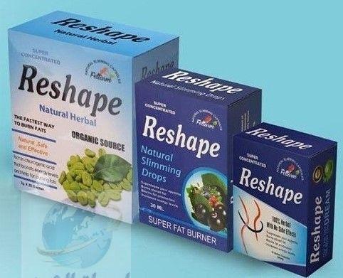 لإنقاص الوزن ريشيب Reshape