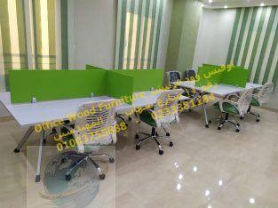 تجهيز وفرش مقرات اثاث مكتبي بضاعة حاضرة اثاث شركات