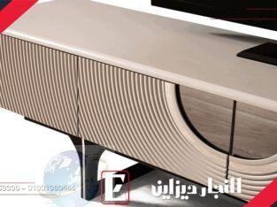غرف نوم مودرن   اشكال مكتبات جديدة النجار ديزاين